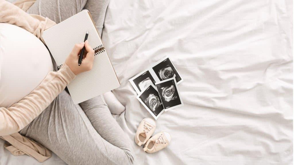 Cảm giác hơi đau vùng thượng vị khi mang thai