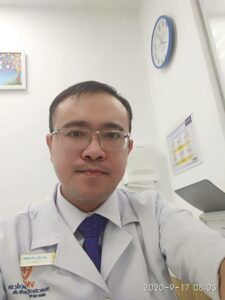 bác sĩ Nguyễn Lâm Giang