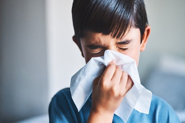Bệnh cúm thường gây ho - cách chữa bệnh ho