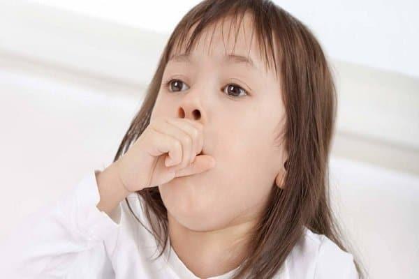 Ho gà thường xảy ra ở trẻ em