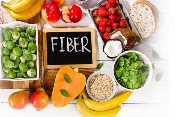 Tăng cường chất xơ trong khẩu phần ăn
