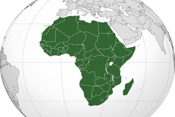 Châu Phi là một trong những nơi có nhiều người mắc bệnh phong
