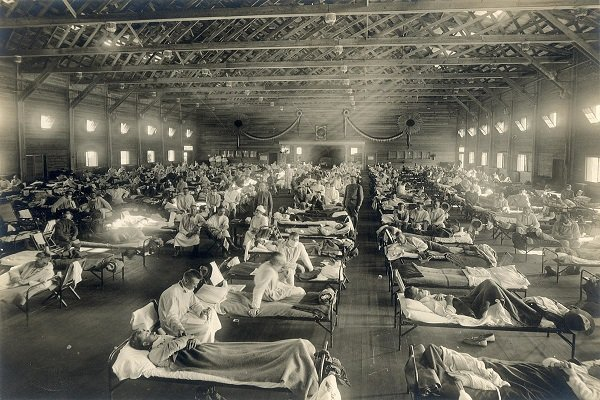 Đại dịch cúm Tây Ban Nha