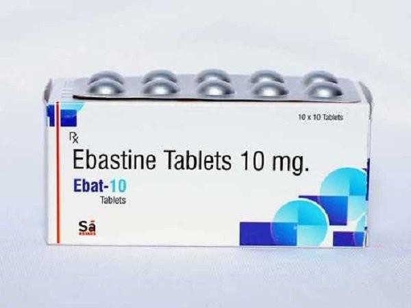 Thuốc Ebastine