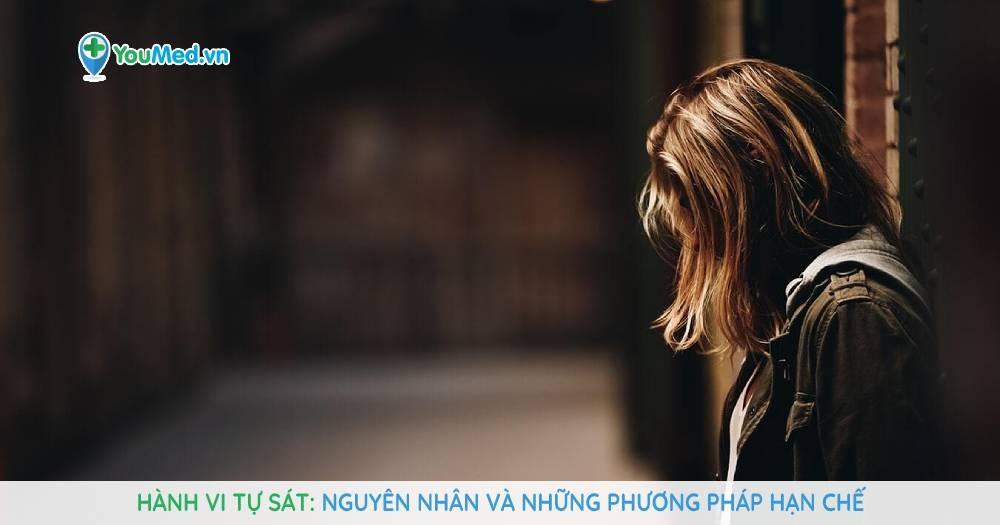 Hành vi tự sát: Nguyên nhân và những phương pháp hạn chế