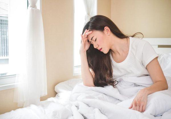 Hiện tượng bị choáng váng, mệt mỏi là một trong những tác dụng phụ khi sử dụng thuốc