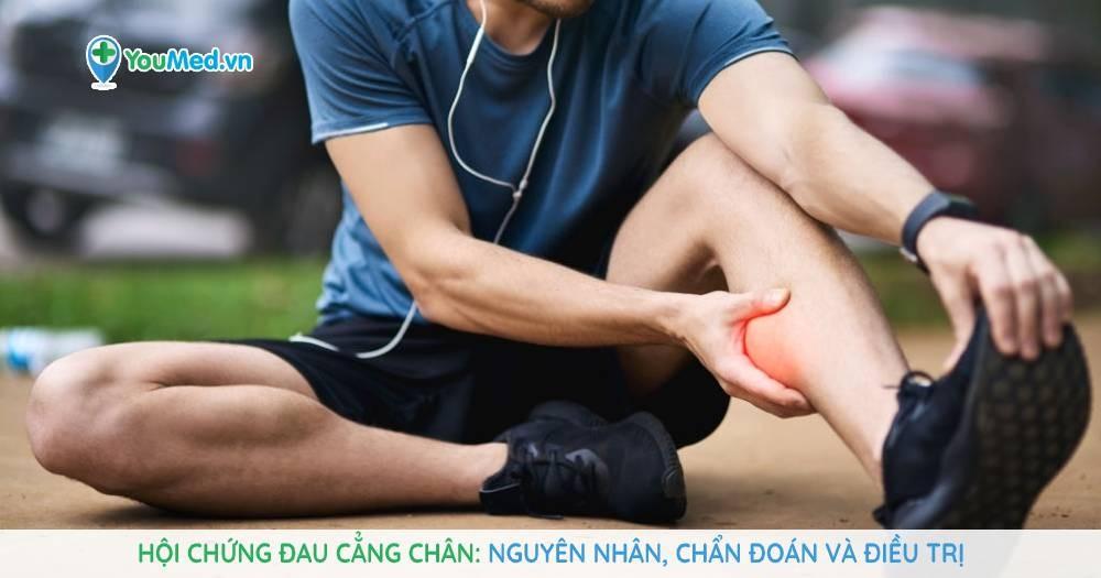 Hội chứng đau cẳng chân: Nguyên nhân, chẩn đoán và điều trị