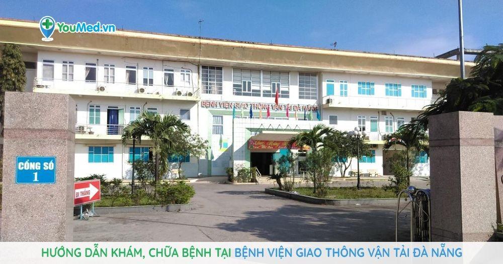 Hướng dẫn khám, chữa bệnh tại bệnh viện giao thông vận tải đà nẵng