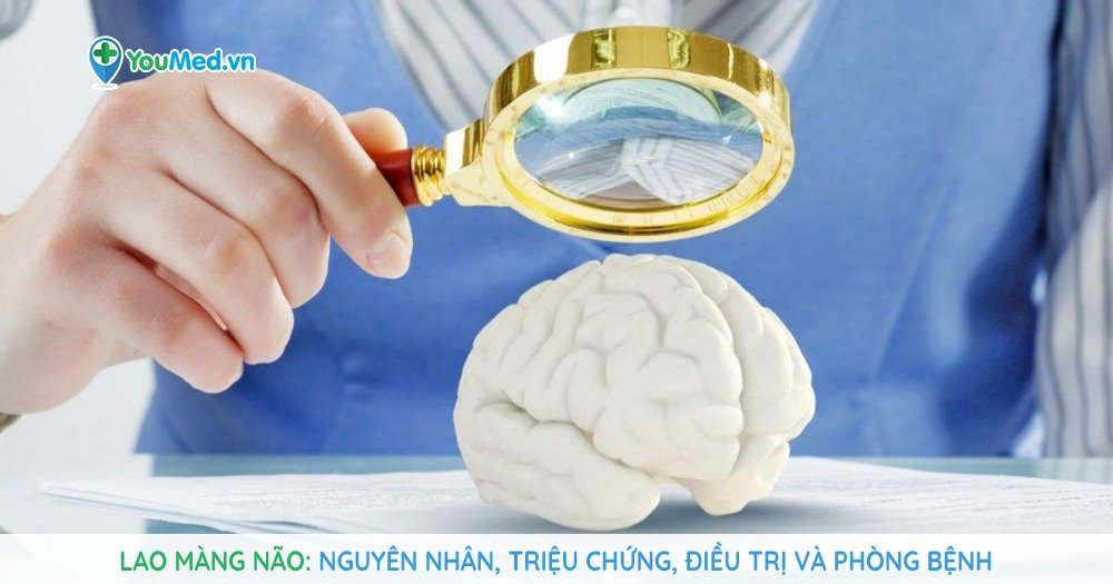 Lao màng não: Nguyên nhân, triệu chứng, điều trị và phòng bệnh