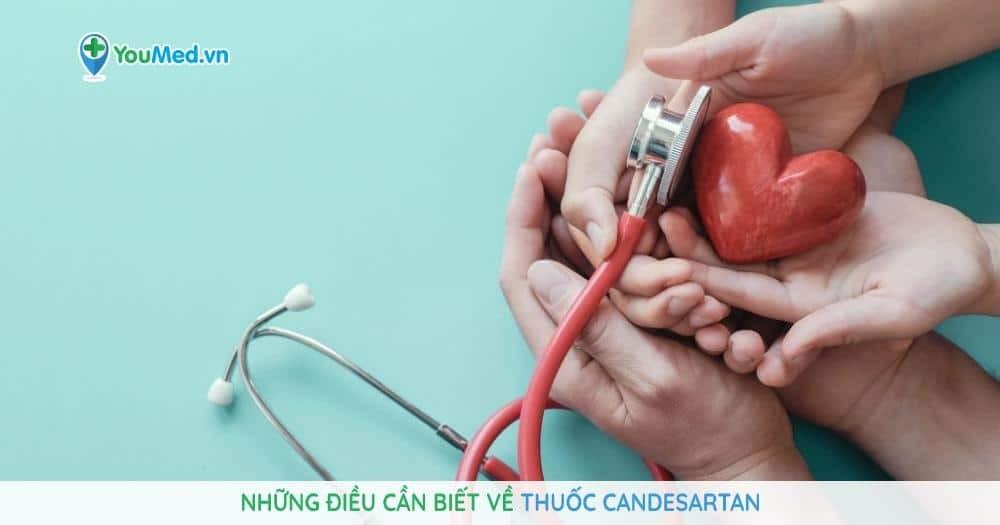 Những điều cần biết về thuốc Candesartan