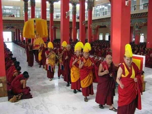 Phật giáo Tây Tạng - quan niệm về hạnh phúc