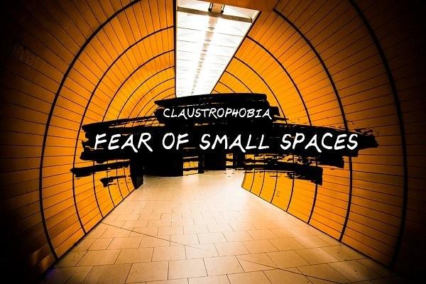 Sự sợ hãi không gian hẹp