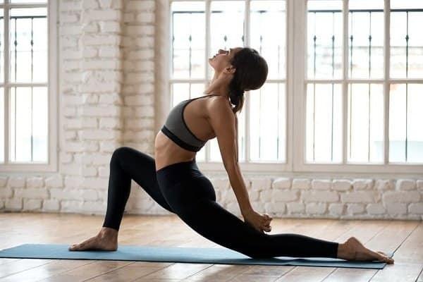 Tập Yoga để thư giãn tinh thần