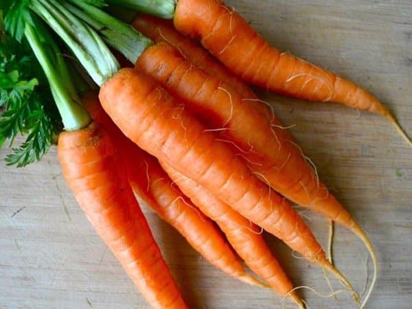 Tác dụng của cà rốt với sức khỏe không phải ai cũng biết 1