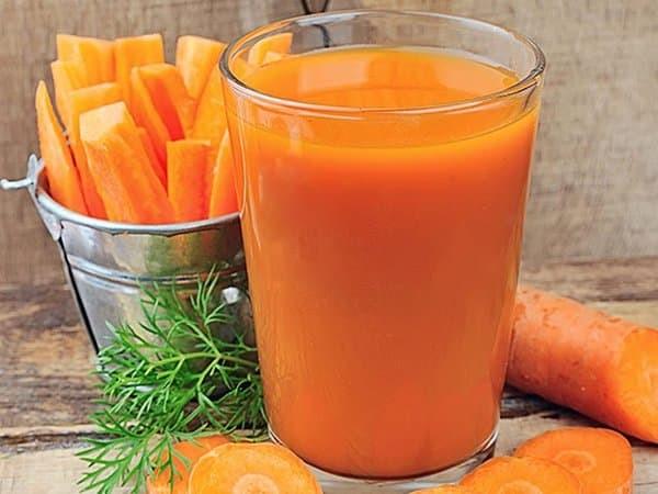 Tác dụng của cà rốt với sức khỏe không phải ai cũng biết 3