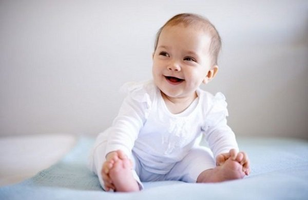 Trẻ 6 tháng tuổi đã có kỹ năng vận động tương đối