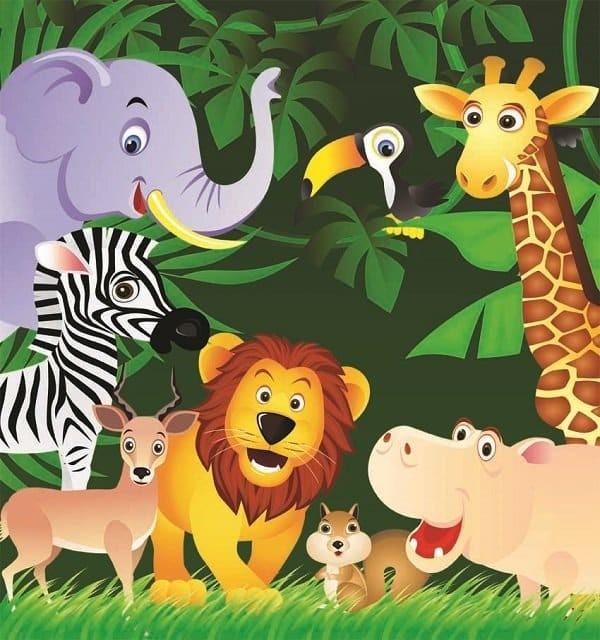 Bạn đã có thể bắt đầu giới thiệu cho trẻ 5 tháng tuổi màu sắc và động vật