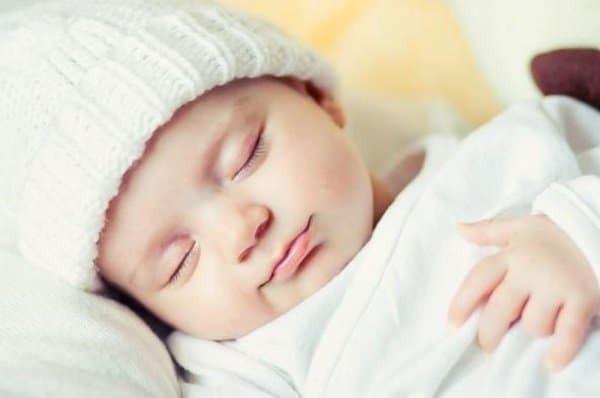 Hãy đảm bảo bé được ngủ đủ giấc
