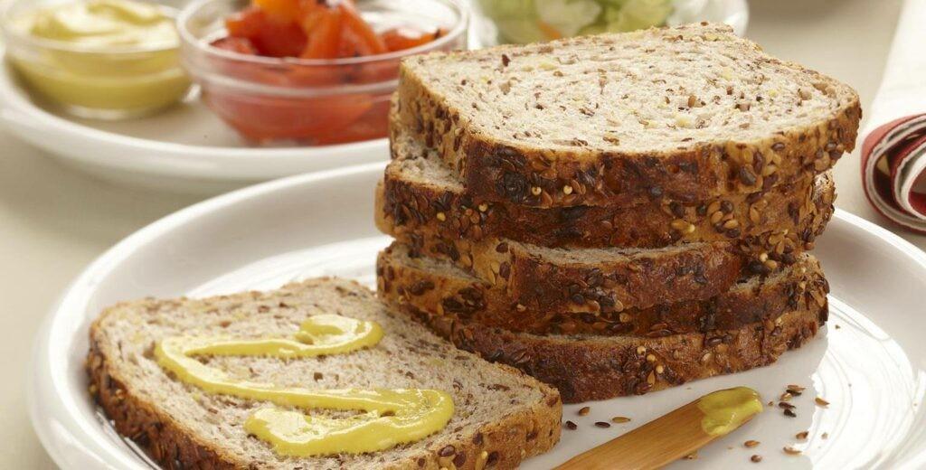 Bánh từ bột hạt lanh