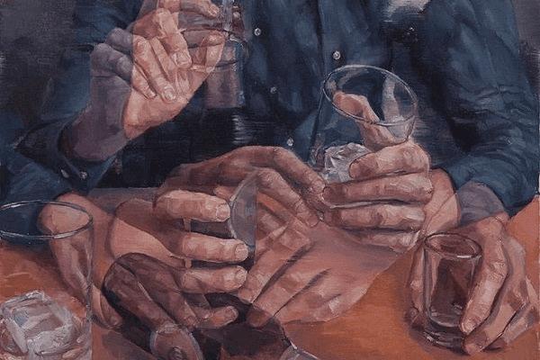 Thợ hồ là một trong những đối tượng rất dễ nghiện rượu