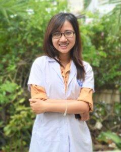 Dược sĩ Trần Thị Thùy Linh