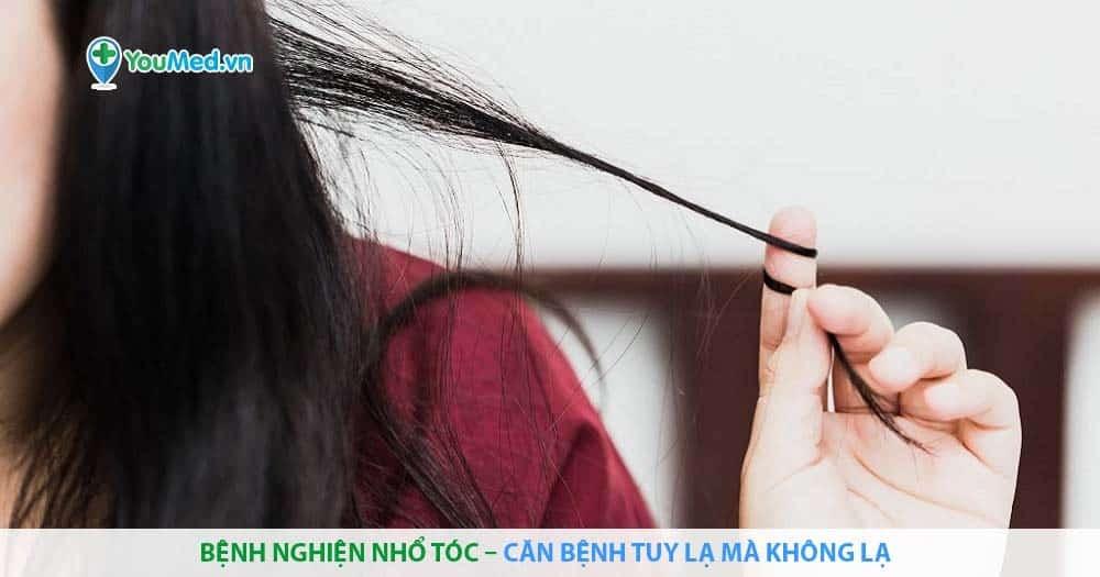Bệnh nghiện nhổ tóc
