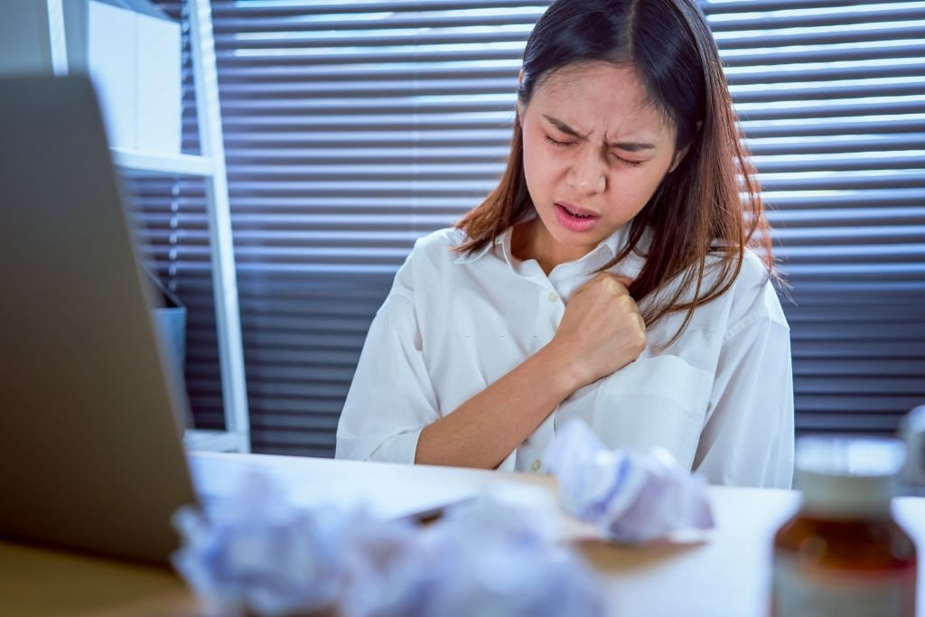 Khó thở là một triệu chứng của bệnh triệu chứng của bệnh không lỗ van ba lá