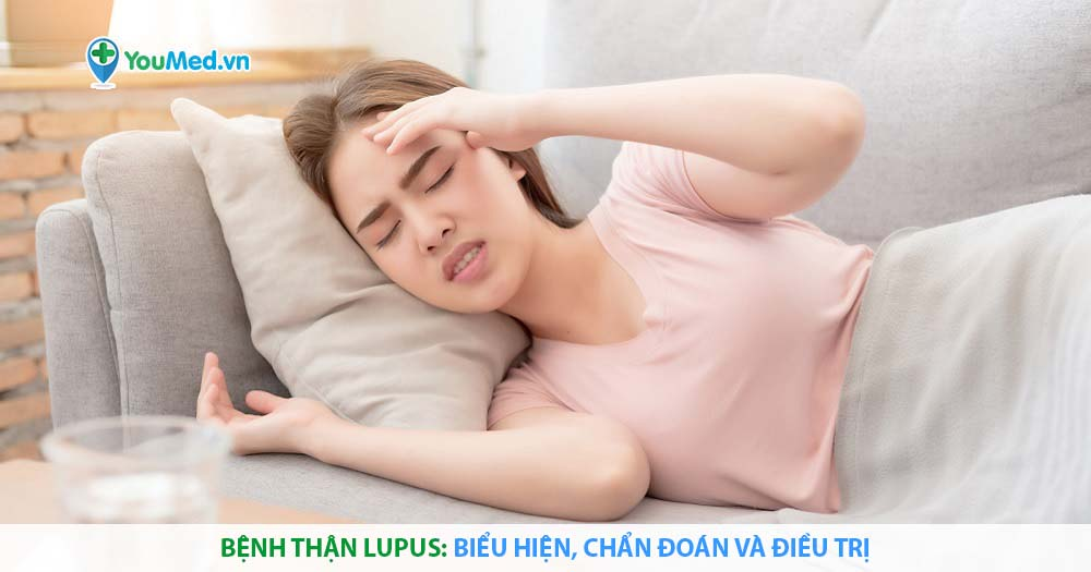 Bệnh thận lupus: biểu hiện, chẩn đoán và điều trị
