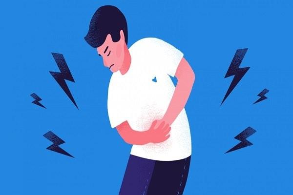 Uống nước dừa có thể bị đau bụng