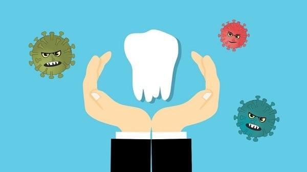 Fluoride giúp bảo vệ răng khỏi quá trình sâu răng