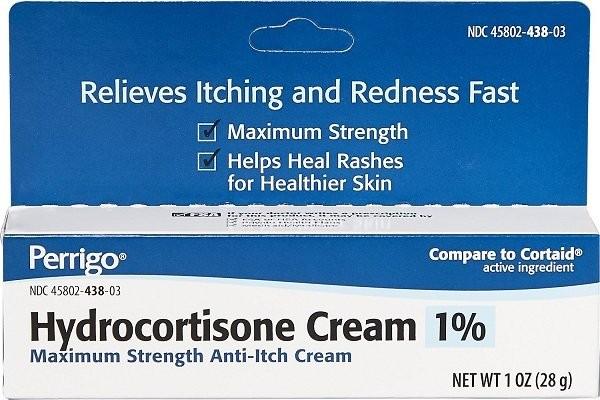 Kem bôi có chứa chất kháng viêm