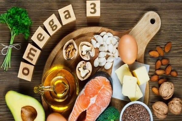 Thức ăn giàu Omega-3