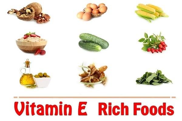 Thực phẩm giàu vitamin E dưỡng da khi mang thai