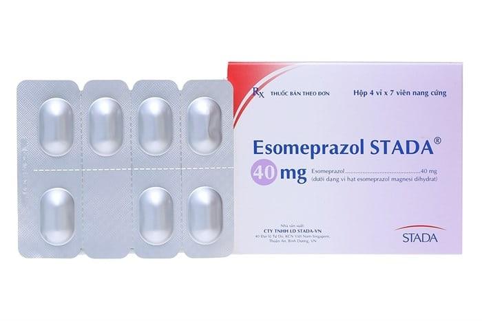 Thuốc Esomeprazol Stada