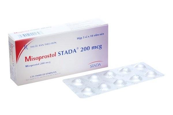 Thuốc Misoprostol