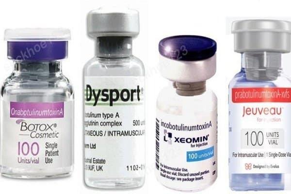 Thuốc tiêm OnabotulinumtoxinA