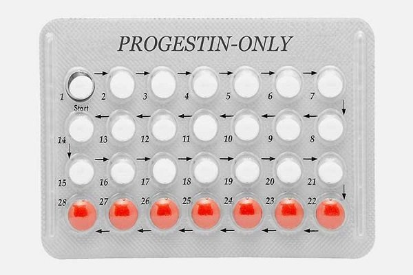 Thuốc tránh thai chỉ chứa Progestin