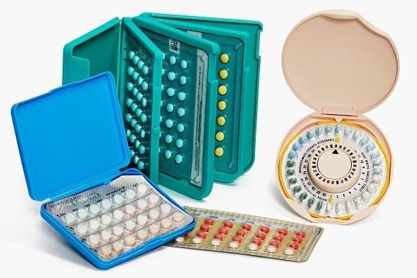Thuốc tránh thai kết hợp - uống thuốc tránh thai bị ra máu