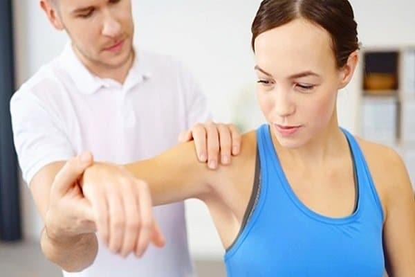 Vật lý trị liệu phục hồi sau gãy xương