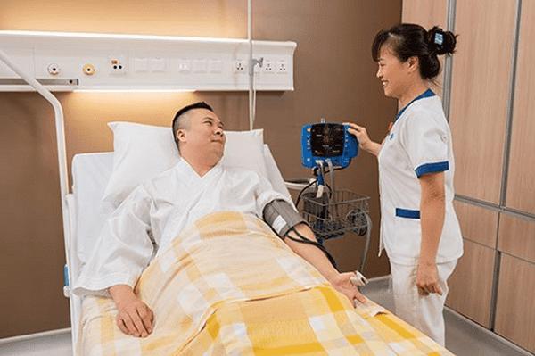 Quy trình khám chữa bệnh tại bệnh viện