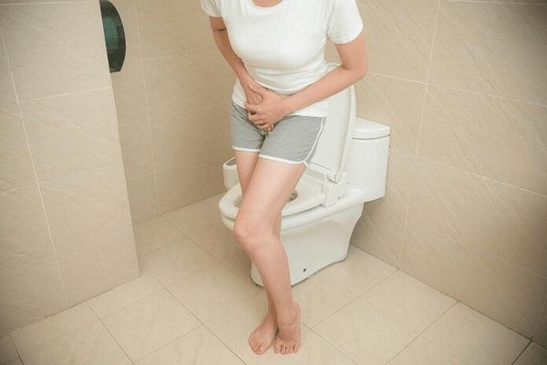 Đau khi đi tiểu