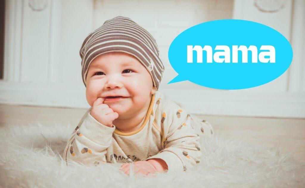 hãy chuẩn bị tâm lý nghe con trẻ 10 tháng tuổi bập bẹ mama baba
