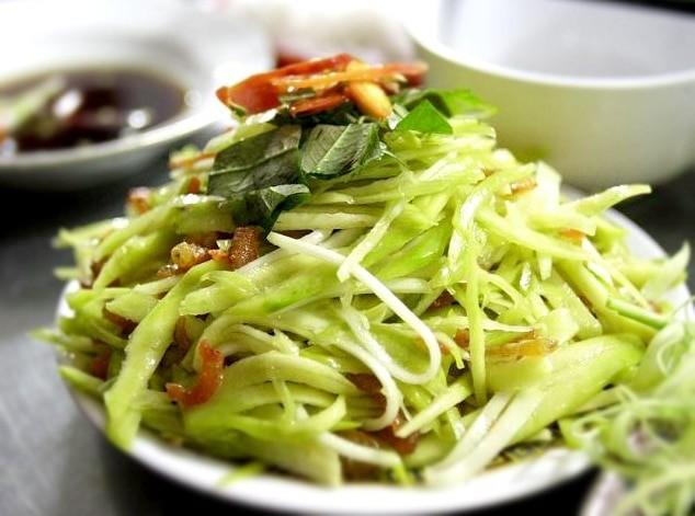 salad trái cóc