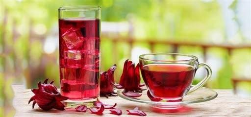 Trà bụp giấm hay nước ép từ Bụp giấm vừa là thức uống ngon lành, vừa tốt cho sức khỏe