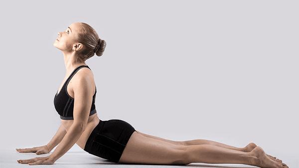 Yoga cũng có thể giúp bạn giảm triệu chứng đau bụng kinh