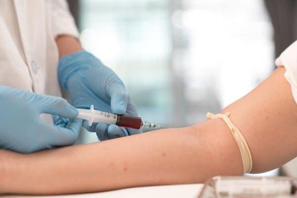 xét nghiệm máu