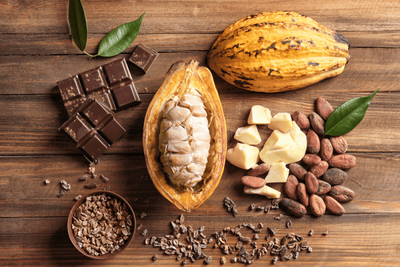 Hạt cacao
