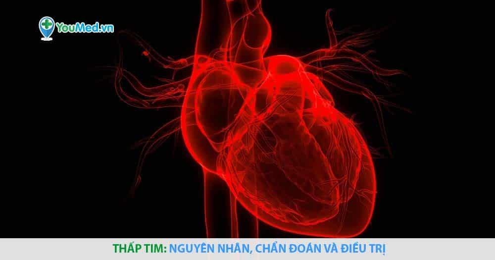 Thấp tim: nguyên nhân, chẩn đoán và điều trị