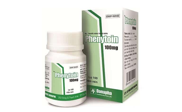 Thuốc Phenytoin