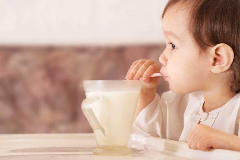 Có nhiều thực phẩm có thể thay thế sữa khi bé không chịu uống sữa